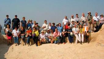 Viatge arqueològic realitzat en l'any 2002