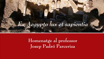 Acte d'homenatge al Dr. Josep Padró
