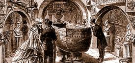 """Dilluns 18/11/19 """"El sarcófago de alabastro de Seti I"""""""