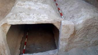 """Videoxerrades: """"Darrers descobriments al jaciment arqueològic d'Oxirrinc (El-Bahnasa), Egipte. Campanya febrer-març 2020."""""""
