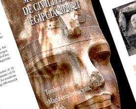 Cursos Monogràfics de Civilització Egípcia 2020-2021
